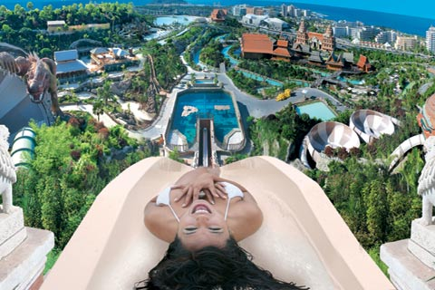 Water parks in tenerife a travel and information guide for At siam thai cuisine orlando